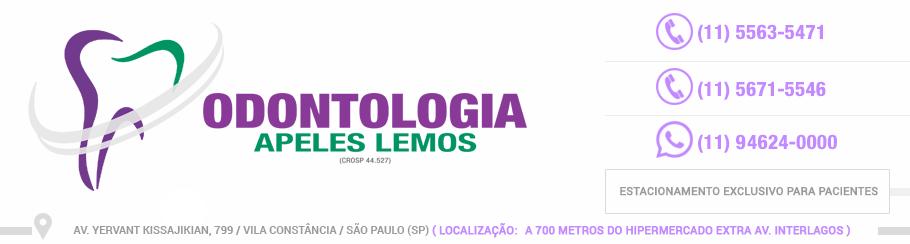 Clínica Lemos - Clínica Odontológica Zona Sul - Dentista Zona Sul SP